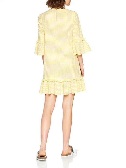 Dress Woman Yellow Vero Moda