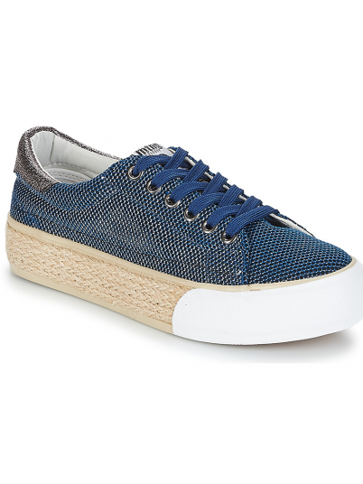Sneakers Woman Blue Mtng