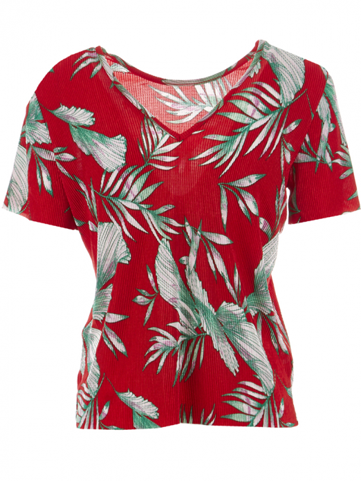 T-Shirt Mulher Maharete Vero Moda