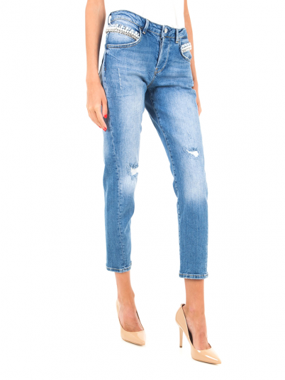 JEANS MULHER VANILLE GUESS