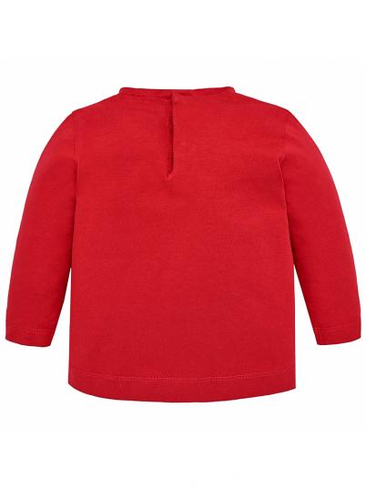 Camisola manga comprida para bebé menina Mayoral