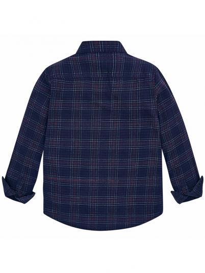 Camisa Quadrados Para Menino Mayoral