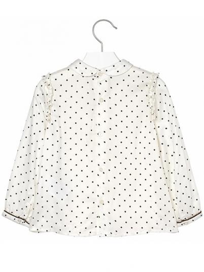 Blusa estampada para menina Mayoral