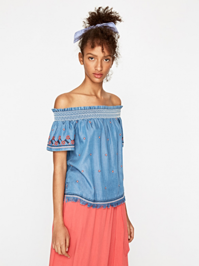 TOP MULHER VICTORY PEPE JEANS