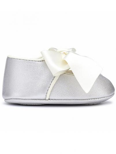 Sapatos cerimónia para bebé menina Mayoral