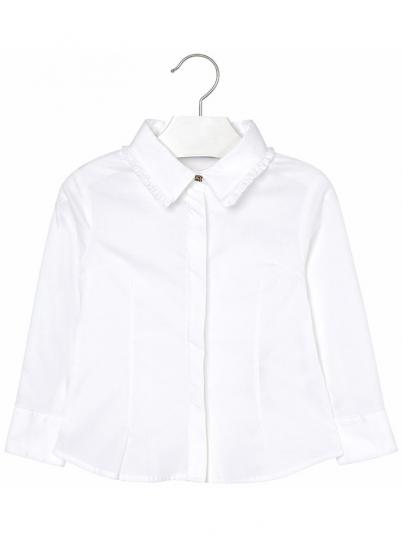 Shirt Girl Cream Mayoral