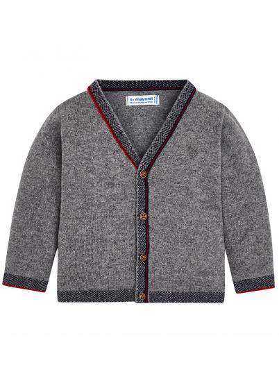 Casaco tricot bebé menino Mayoral