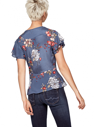 BLUSA MULHER ANGE PEPE JEANS