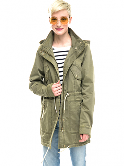 Jacket Woman Green Vero Moda