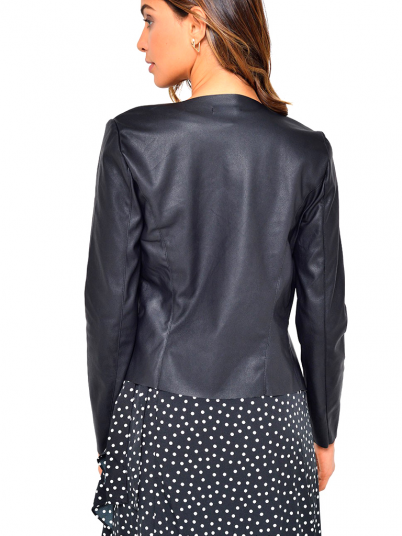 Jacket Woman Black Jacqueline de Yong