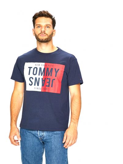 T-SHIRT HOMEM SPLIT TOMMY HILFIGER