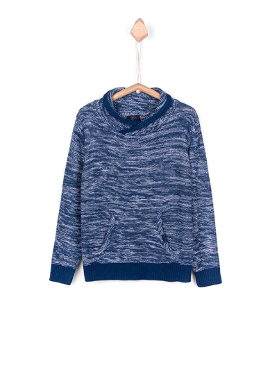Knitwear Boy Blue Tiffosi Kids