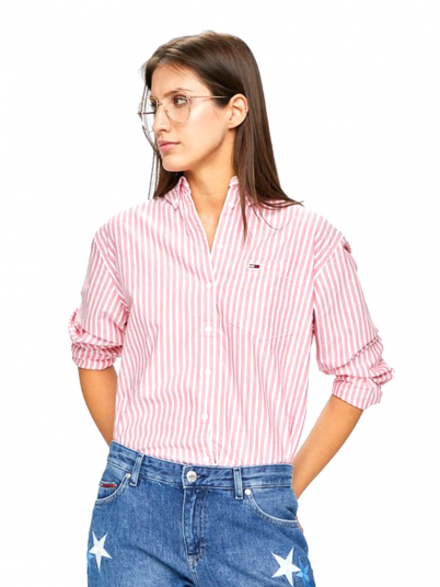 CAMISA MULHER CLASSIC TOMMY HILFIGER