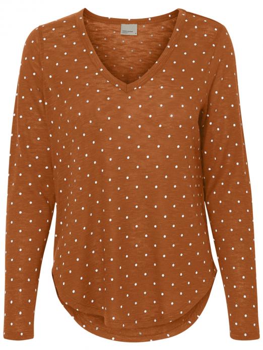 Sweatshirt Mulher Sallo Vero Moda