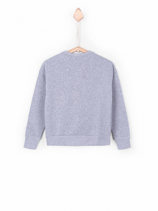 Sweatshirt Girl Grey Tiffosi Kids