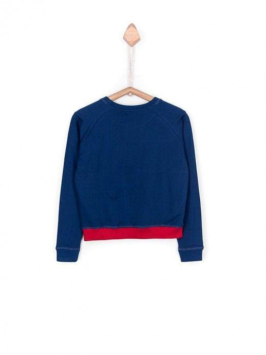 Sweatshirt Menina Chers Tiffosi