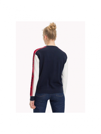 MALHA MULHER COLORBLOCK TOMMY JEANS