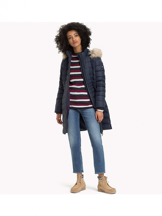 CASACO MULHER ESSENTIAL TOMMY JEANS