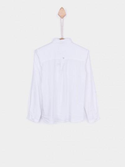 Shirt Girl Cream Tiffosi Kids