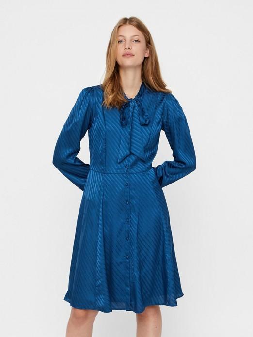 Dress Woman Blue Vero Moda