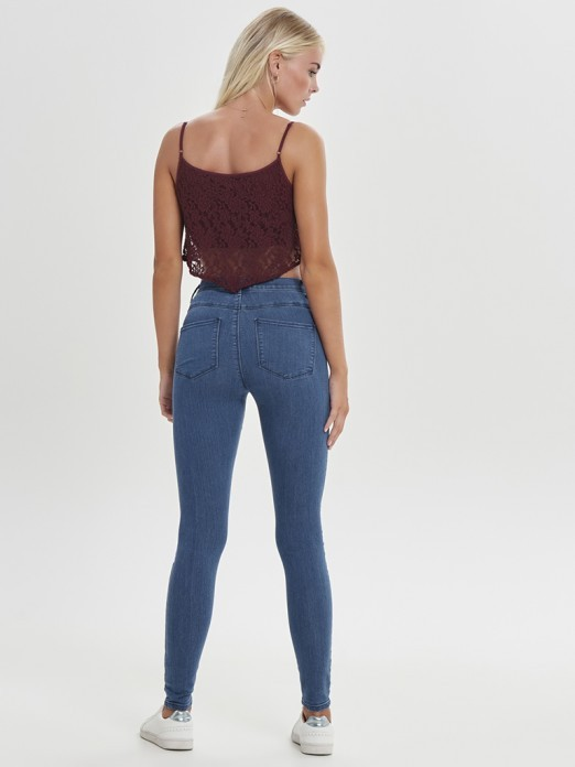JEANS MULHER RAIN ONLY