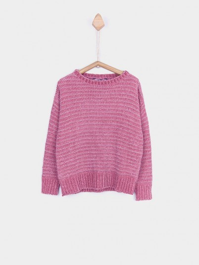 Knitwear Girl Rose Tiffosi Kids