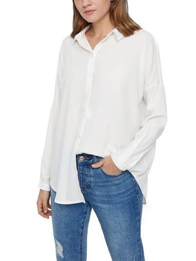 Shirts Women Cream Vero moda 10204476