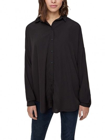 Shirts Women Black Vero moda 10204476