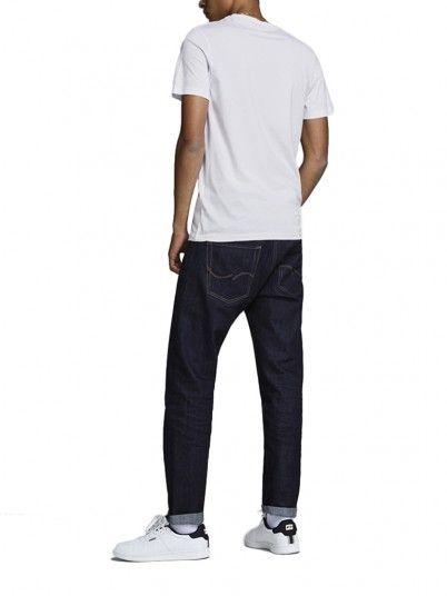 T-Shirt Homem Mayfield Jack Jones