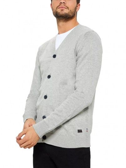 Jackets Men Grey Produkt 12142301