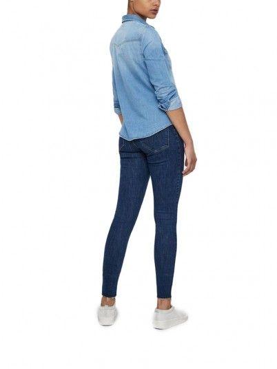 Vaqueros Mujer Jeans Oscuros Vero moda 10208005