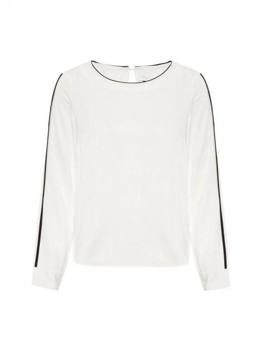 Shirt Woman White Vero Moda