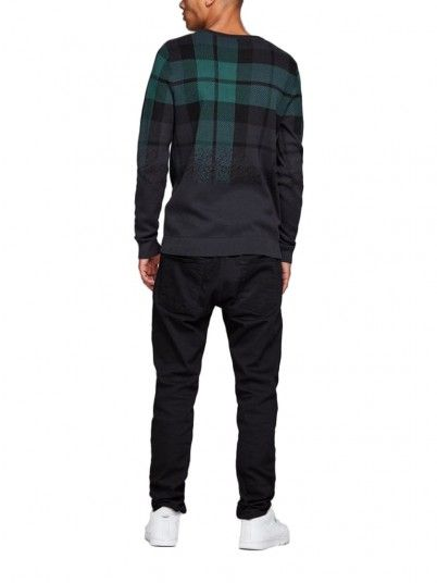 Knitwear Men Green Jack & Jones 12146250