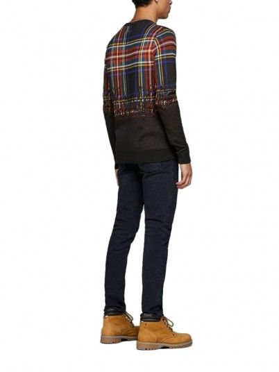 Knitwear Men Multicolor Jack & Jones 12146250