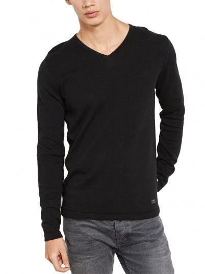 Knitwear Men Black Produkt 12130685