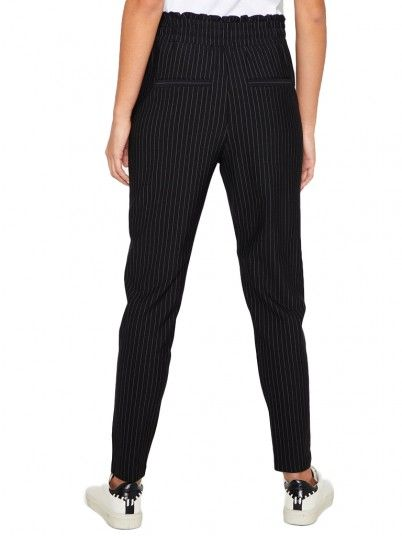 Trousers Women Black Only 15175123
