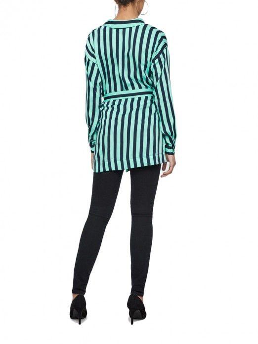 Shirt Woman Green Vero Moda
