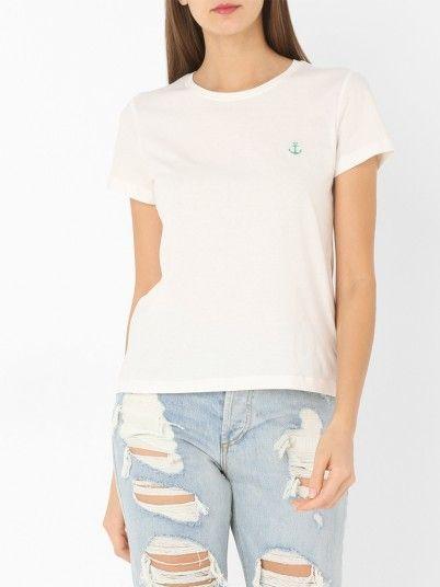 T-Shirt Mujer Blanco Vero moda 10210574