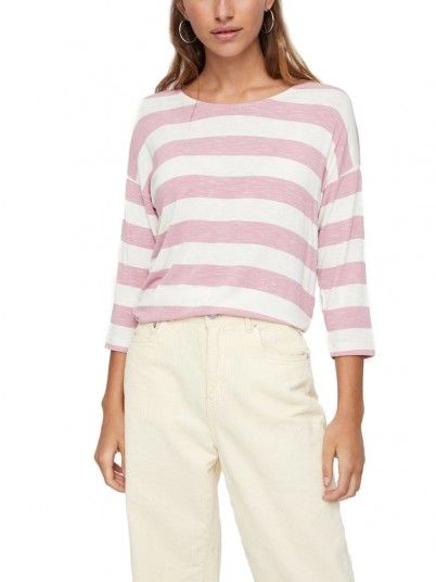 Sudadera Mujer Rosa Vero moda 10210627