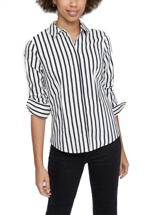 Shirts Women Risca Blue Vero moda 10211651