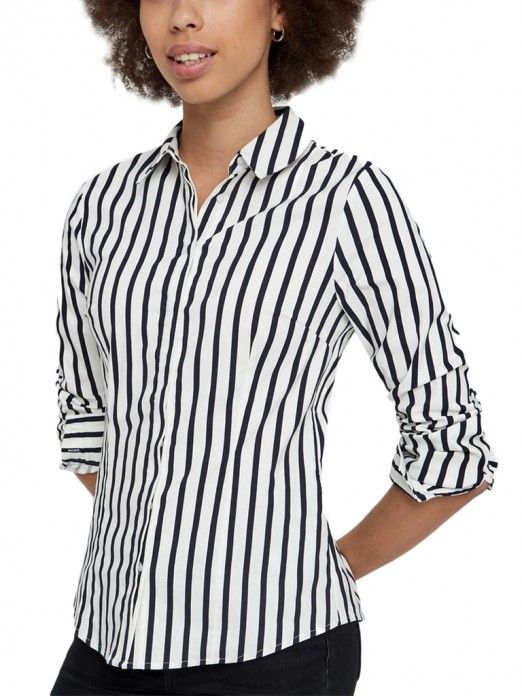 Camisa Mulher Lilian Vero Moda
