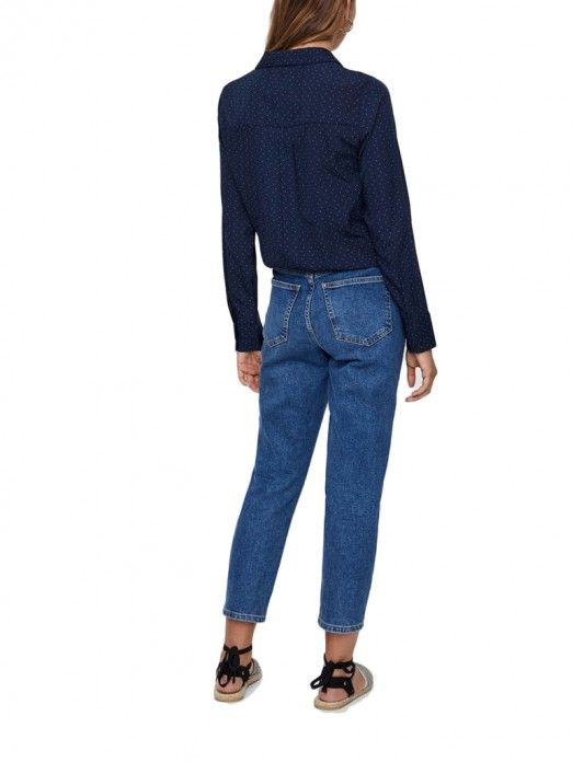 Shirts Women Navy Blue Vero moda 10212969