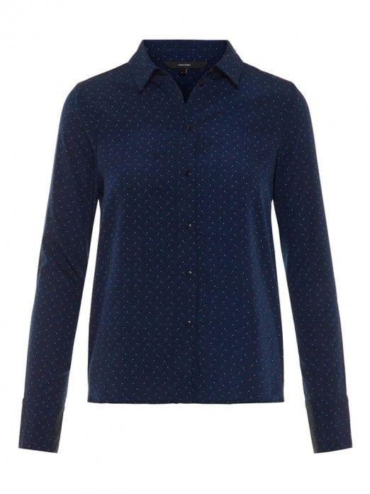 Camisas Mujer Azul Marino Vero moda 10212969