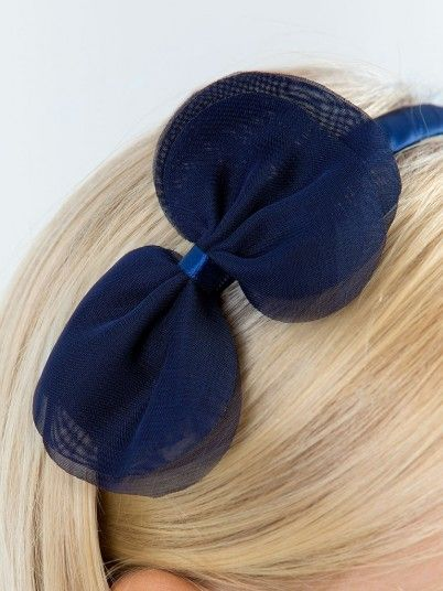 Accessories Girl Navy Blue Abel & Lula