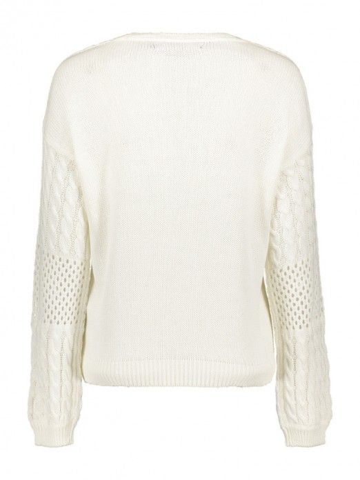 Knitwear Woman Cream Vero Moda