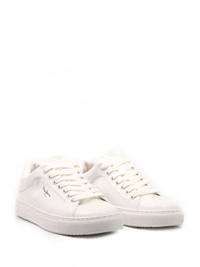 SAPATILHA MULHER ADAMS DULLY PEPE JEANS