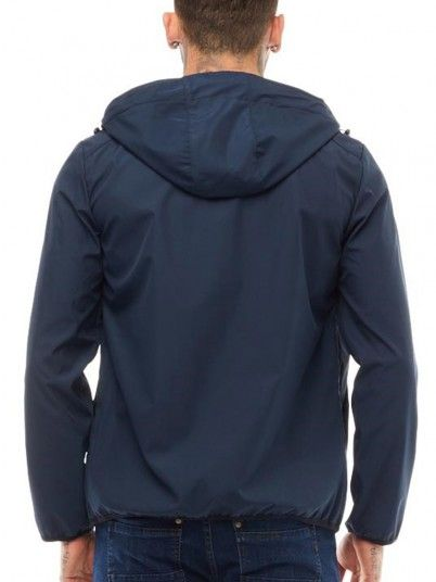 Jackets Men Navy Blue Produkt 12136704