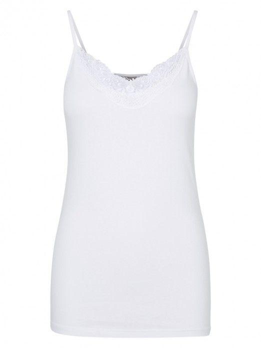 Top Women Cream Vero moda 10162546