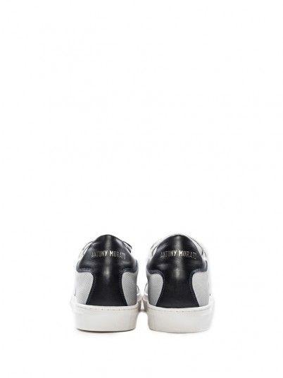 Sneaker Men Grey Antony Morato MMFW01116
