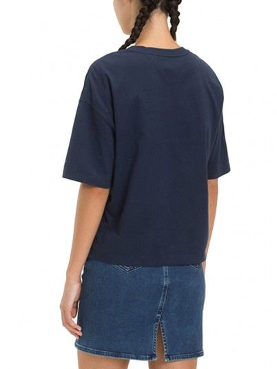 T-SHIRT MULHER TOMMY JEANS